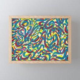 Hiatus 10 Framed Mini Art Print