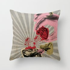 Finish your game Throw Pillow