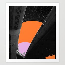 Transport #1 Art Print