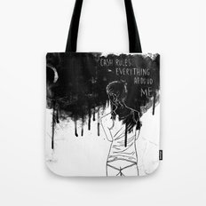 Cash Rules Tote Bag