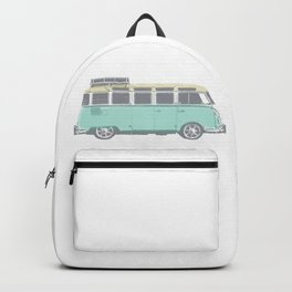 Hippie Van Backpack