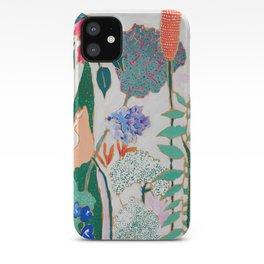 Speckled Garden iPhone Case