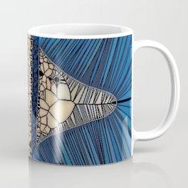Fish Mosaic Coffee Mug