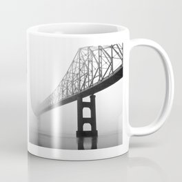 Savanna-Sabula bridge - 2 Coffee Mug