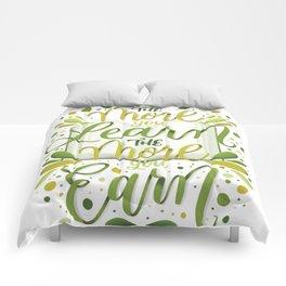 Learn and Earn Comforters
