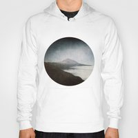 geology Hoodies featuring Mount Teide and dust by UtArt
