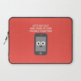 Emojionally Available Laptop Sleeve