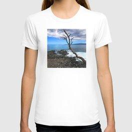 Secret Tropical Cove in Maui, Hawaii T-shirt