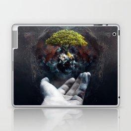 Floating Tree Laptop & iPad Skin
