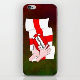 England Rugby Flag iPhone Skin