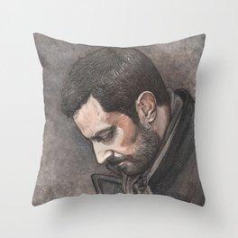 John Proctor II Throw Pillow