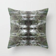 Fjordland 1 Throw Pillow
