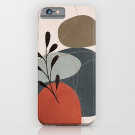 Abstract Elements 15 iPhone Case