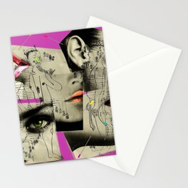 accupuncture Stationery Cards