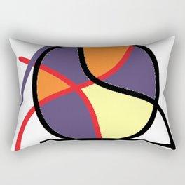 Thread Rectangular Pillow