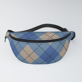 Christmas Sweater Winter Colors Fanny Pack