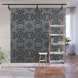 Floral Vines Wallpaper Wall Mural