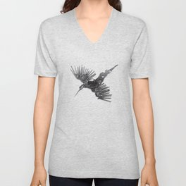 Rad's Birds Unisex V-Neck