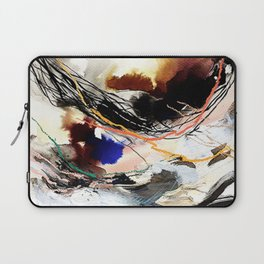 Day 59: Living with disturbances rather than against them. Laptop Sleeve