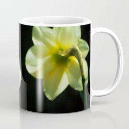 In The Garden We Do Not Speak Coffee Mug