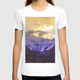 SUNRISE AT APU SALKANTAY T-shirt