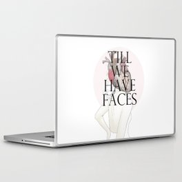 Till We Have Faces II Laptop & iPad Skin
