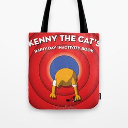 Kenny the Cat Tote Bag