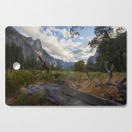 In the Valley. Cutting Board