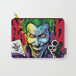 The Joker Laughs Last Carry-All Pouch
