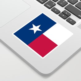 State flag of Texas Sticker
