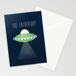 The Fathership Stationery Cards