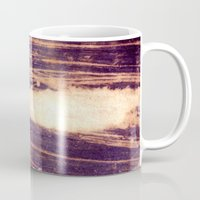 bleach Mugs featuring bleach scruffily / wet by seb mcnulty
