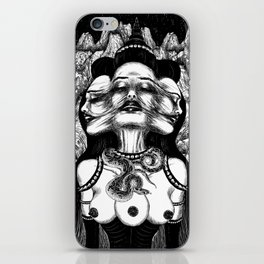Hecate iPhone Skin