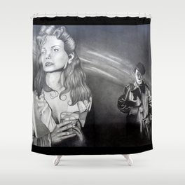 The NightCap Shower Curtain