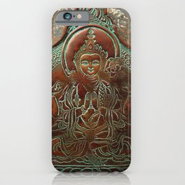 Enlightened iPhone Case