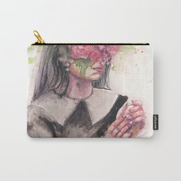 Cry what you need. Carry-All Pouch