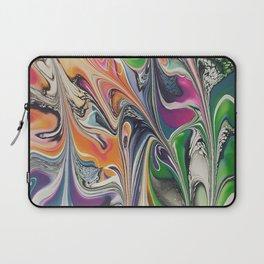 Happy Swirl Laptop Sleeve