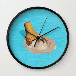 oops Wall Clock