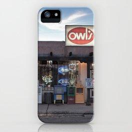 Liquor Store Santa Fe iPhone Case