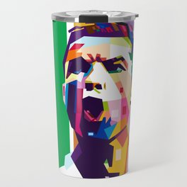 Cristiiano Ronaldo Travel Mug