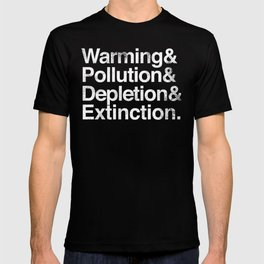 Ecology Issues T-shirt