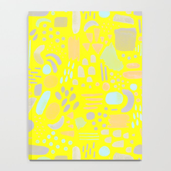 Dancing shapes Notebook
