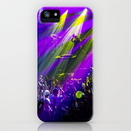 EDM Nights iPhone Case