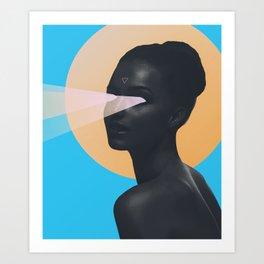 light vision Art Print