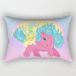 g1 my little pony summerwing sky dancer Rectangular Pillow