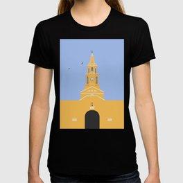 Cartagena, Colombia | Ciudad Amurallada - Walled City Clock Tower Gate Entrance T-shirt