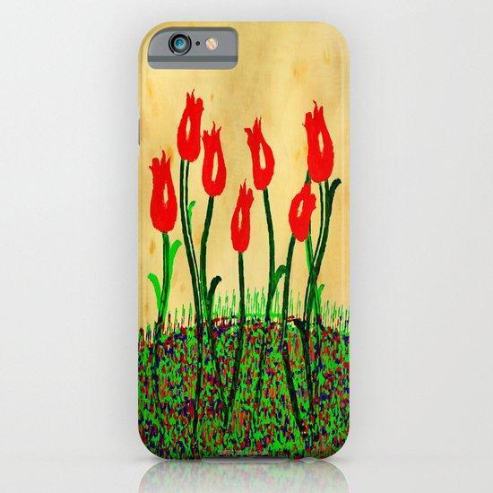FLOWERS 015 iPhone & iPod Case