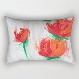 Flora 1 Rectangular Pillow