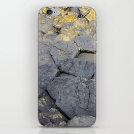 Basalt Columns iPhone Skin