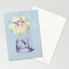 Techno - chat Stationery Cards